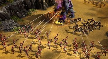 EA giving BattleForge away for Free