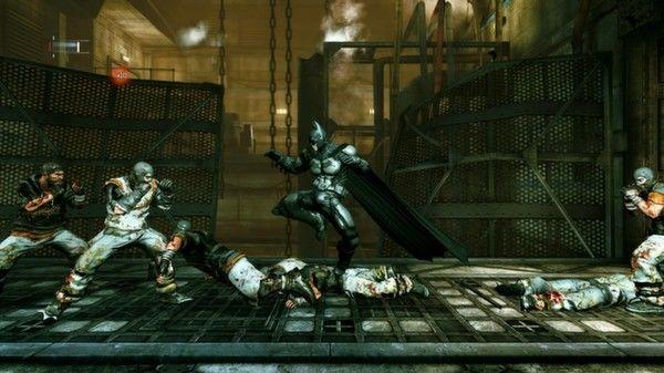 Batman: Arkham Origins Blackgate Deluxe Edition launches today, new trailer released
