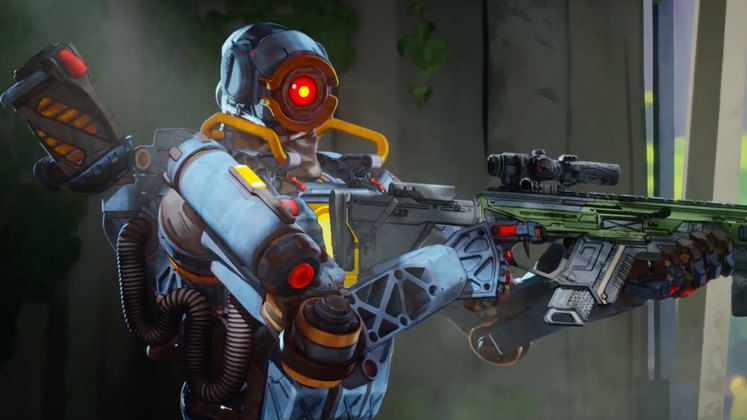 Pathfinder Voice Actor Confirms Apex Legends Halloween Event