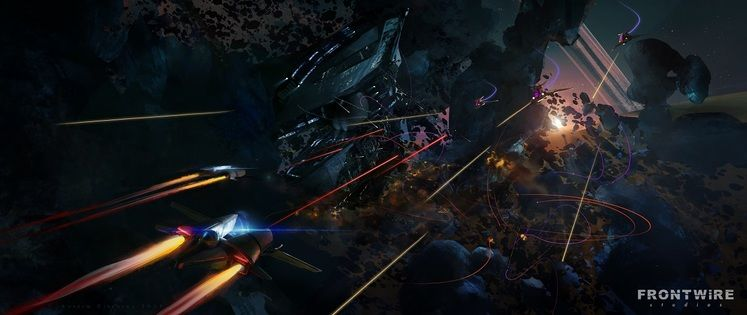 Battlefront-like Shooter Galaxy in Turmoil Gameplay Reveal Slated for December