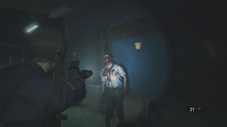 Resident Evil 2 Remastered Review