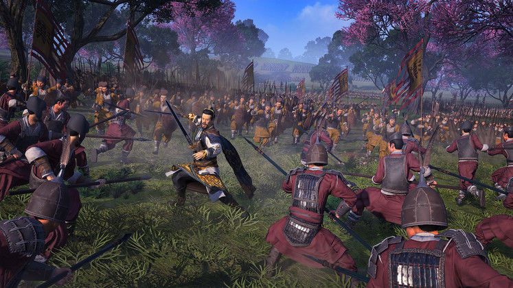 Creative Assembly and NetEase Partner to Publish Total War in China