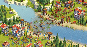 Robot Entertainment's Spartan is actually 'Age of Empires Online'
