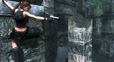 Eidos: Tomb Raider Underworld DLC Xbox 360 only, adds 6 hours