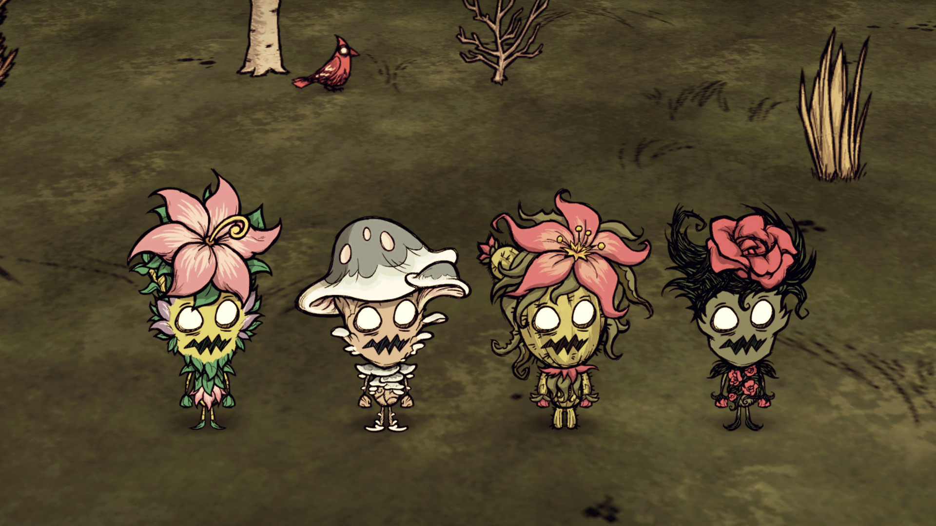 Don't Starve Together's Newest Character Wormwood Now | GameWatcher