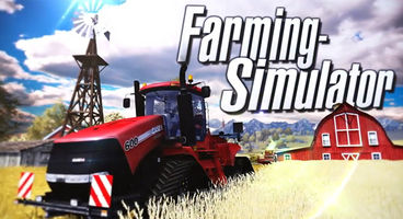 Farming Simulator on Xbox 360 and PS3 this summer