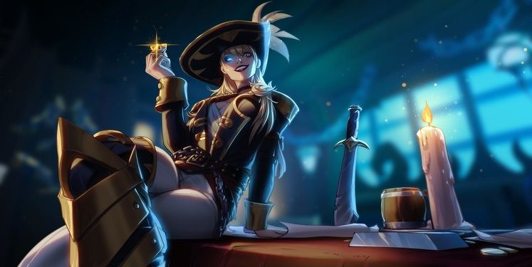 Dauntless Lady Luck – What Trial Rewards Are In Her Store?