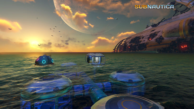 Subnautica Announces 1.0 Official Launch