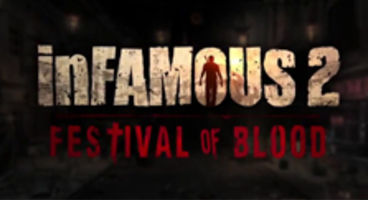 Sucker Punch's inFamous 2: Festival of Blood out October 26th