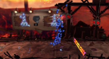 Swarm infests XBLA, PSN next week
