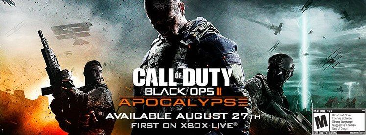 Final Black Ops 2 DLC pack Apocalypse announced