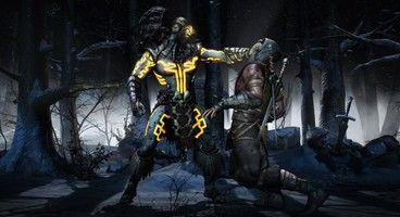Check out 6 minutes of Mortal Kombat X gameplay