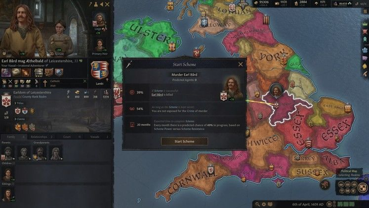 Crusader Kings 3 Schemes, Secrets, and Hooks - Intrigue Guide
