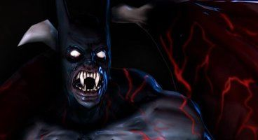 Nightmare Batman and Wonder Woman profiled for Infinite Crisis