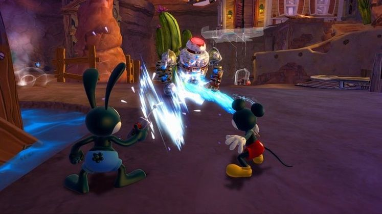GamesCom 2012: Spector needs fan help to bring original Epic Mickey to 360, PS3