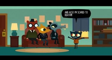 Game Of The Year* Night In The Woods will receive a