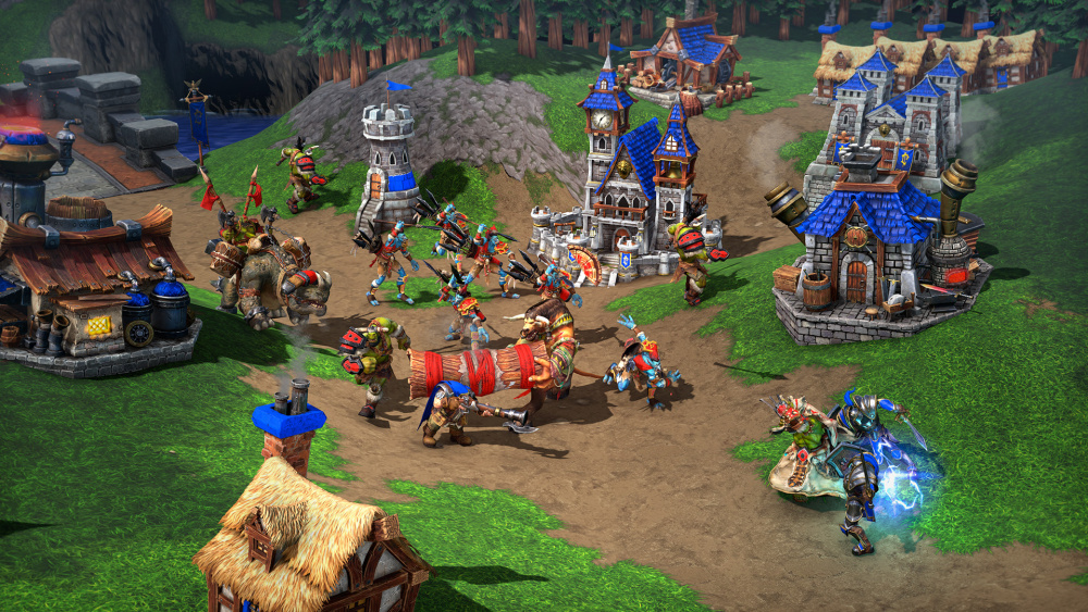 Warcraft 3 Classic Has Been Pulled From Sale Gamewatcher