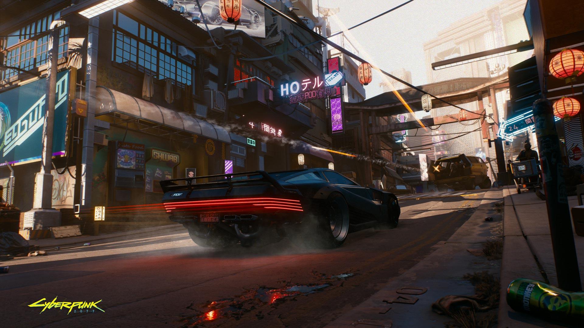 cyberpunk 2077 character creation details gamewatcher