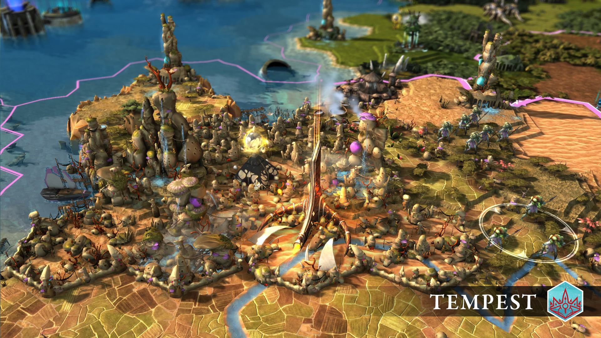Endless Legend: Inferno Announced | GameWatcher