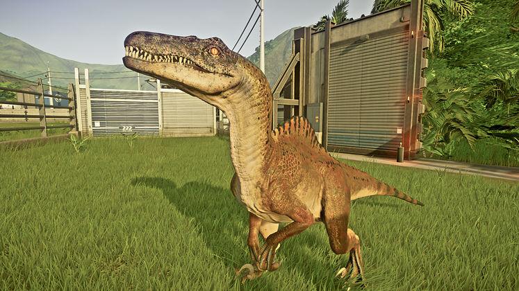 Jurassic World Evolution Spinoraptor - How to Get the Spinoraptor