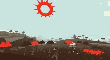 Devine Lu Linvega's Purgateus mod is the dark mirror of Proteus