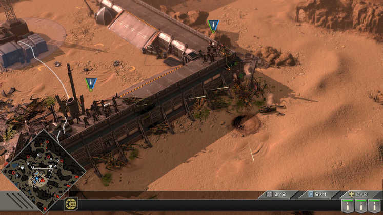 A Starship Troopers Game... Would You Like to Know More?