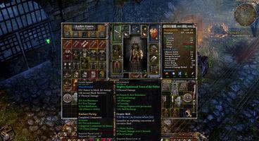 Crate Entertainment talks action-RPG Grim Dawn