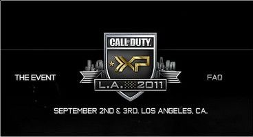 E3 2012: No Call of Duty XP convention this year
