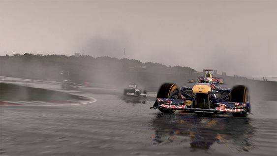 Codemasters signs multi-year agreement for Formula One licence