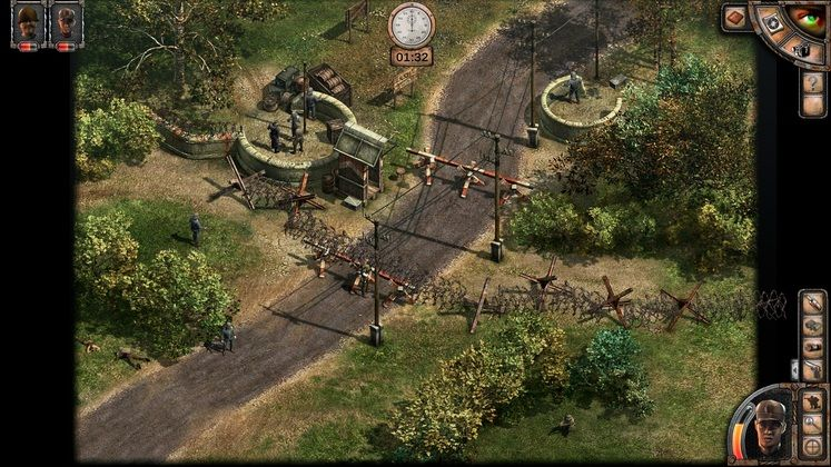 E3 2019: Commandos 2 and Praetorians HD Remasters Landing Later This Year