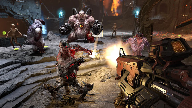 Doom Eternal Hands-On Impressions