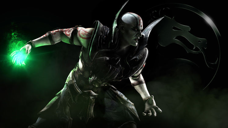 Evil sorcerer Quan Chi is the latest entry to the Mortal Kombat X roster