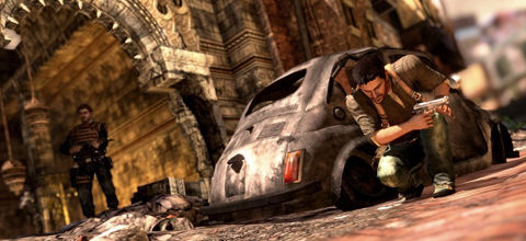 Sony Uncharted 2 cinema event could 'start something',
