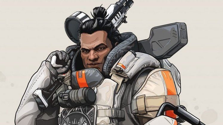 Apex Legends Characters - How many Characters were available to choose from at Apex Legends' Launch?