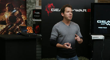 Bleszinski: 'Old guard' of E3 and mag covers