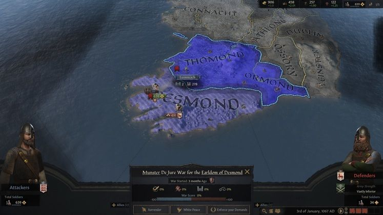 Crusader Kings 3's New Player Experience Is a Vast Improvement Over Its Predecessor