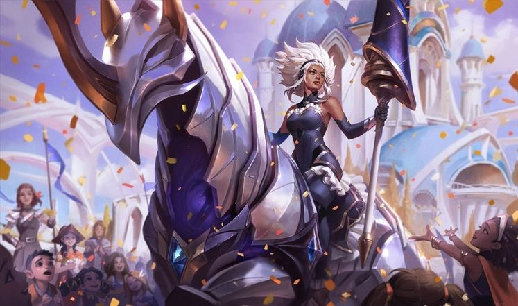 League of Legends Patch 10.25 - Release Date, Rell, Battle Queen and Elderwood Skins