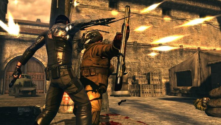 Dark Sector almost didn't make it for PS3
