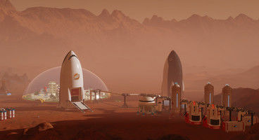 Surviving Mars Pre-Order Bonuses include Stellaris tie-in
