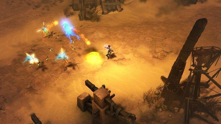 Exec: Console version of Diablo III will be