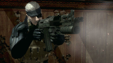 Sony pledge MGS4 Q2 date, patriot guns to be firing in early June?