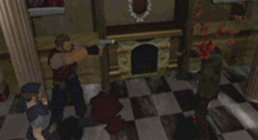 Capcom: Resident Evil Director's Cut a PSone Classic March 23rd