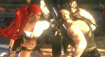 Rumour: Unnamed studio keeps Heavenly Sword series alive
