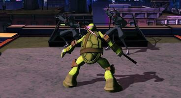 Teenage Mutant Ninja Turtles based on Nickelodeon show coming October
