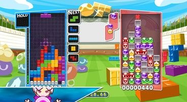 SEGA Announces Puyo Puyo Tetris For PC, Releasing 27th February