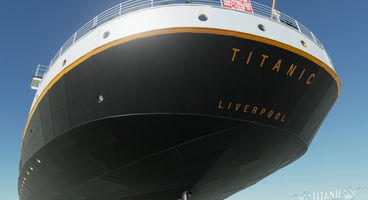 Explore the doomed luxury liner in Titanic: Honor and Glory
