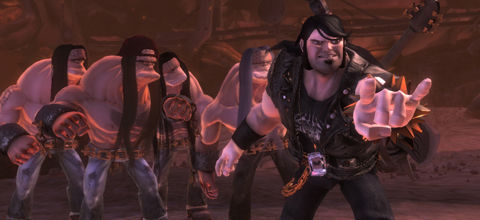 'Oops' moment for EA Denmark, Brutal Legend soundtrack posted