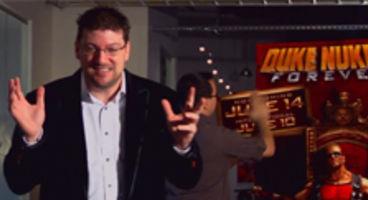 Pitchford talks Duke Nukem Forever delay, it's