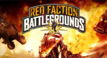Red Faction: Battlegrounds' launch