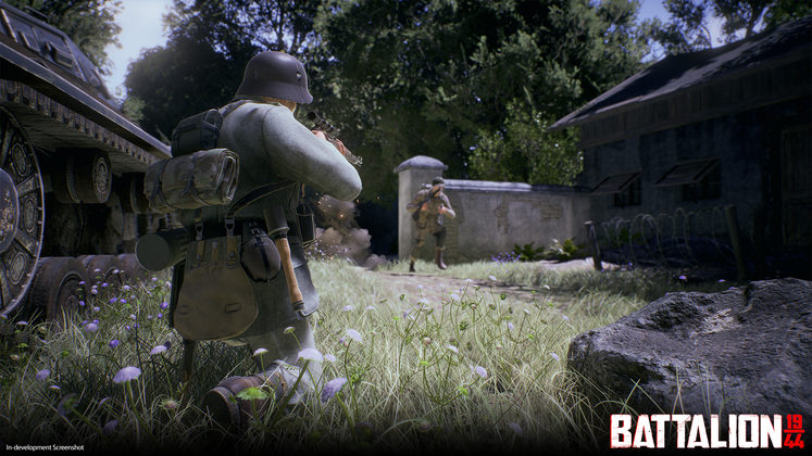 WW2 FPS Battalion 1944 will Launch on Early Access February 1